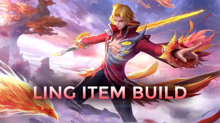 Ling Best Item Build