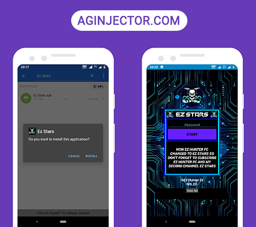 install-ez-stars-apk-on-android