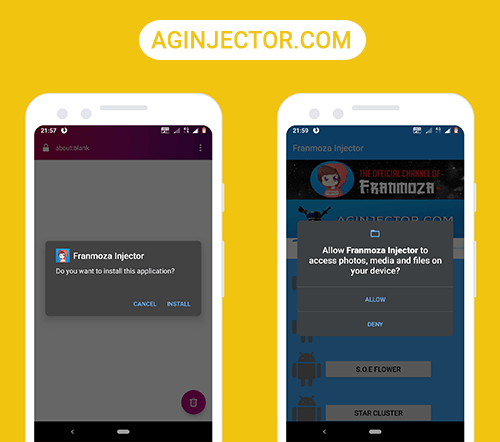 Install-Franmoza-Injector-Apk-on-android