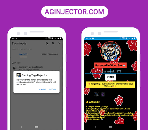 install-gaming-tegal-injector-apk-and-enter-password