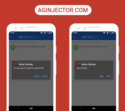 install-syeka-gaming-injector-apk-on-android