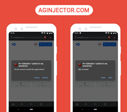 install-genesis-ml-injector-apk-on-android